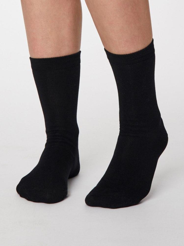 spw249-black-solid-jackie-plain-bamboo-womens-socks-2.jpg